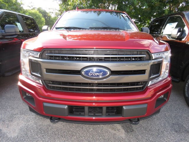 2018 F-150 SuperCrew Cab 4x4, Pickup #T889068 - photo 4