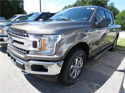 2018 F-150 Crew Cab 4x4, Pickup #T889069 - photo 1