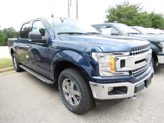2018 F-150 SuperCrew Cab 4x4, Pickup #T889095 - photo 3