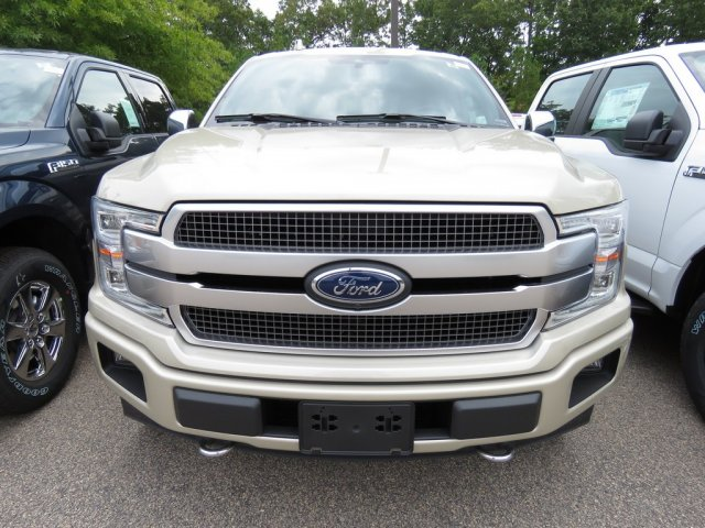 2018 F-150 Crew Cab 4x4 Pickup #T889096 - photo 4