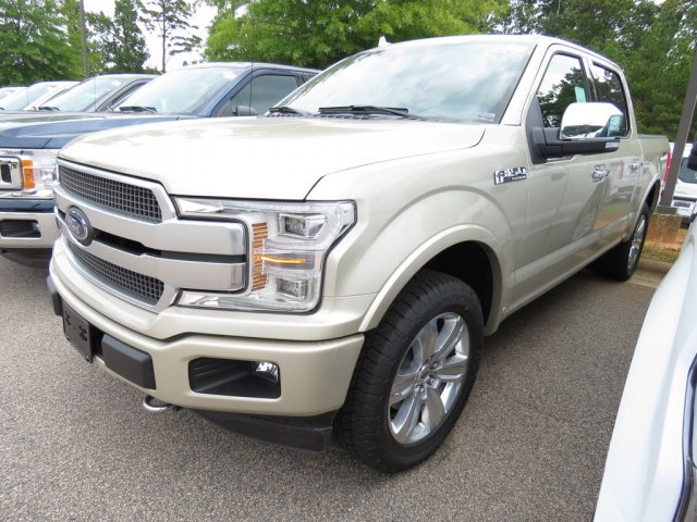 2018 F-150 Crew Cab 4x4 Pickup #T889096 - photo 1