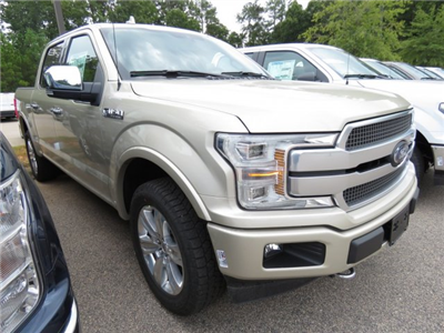2018 F-150 Crew Cab 4x4 Pickup #T889096 - photo 3