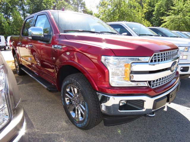 2018 F-150 Crew Cab 4x4, Pickup #T889103 - photo 3