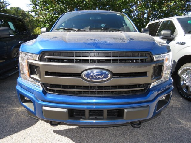 2018 F-150 Crew Cab 4x4, Pickup #T889105 - photo 4