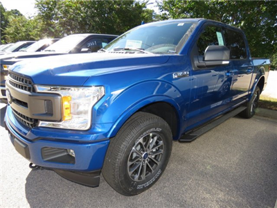 2018 F-150 Crew Cab 4x4, Pickup #T889105 - photo 1