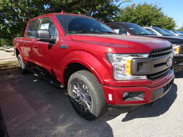 2018 F-150 Crew Cab 4x4 Pickup #T889106 - photo 3
