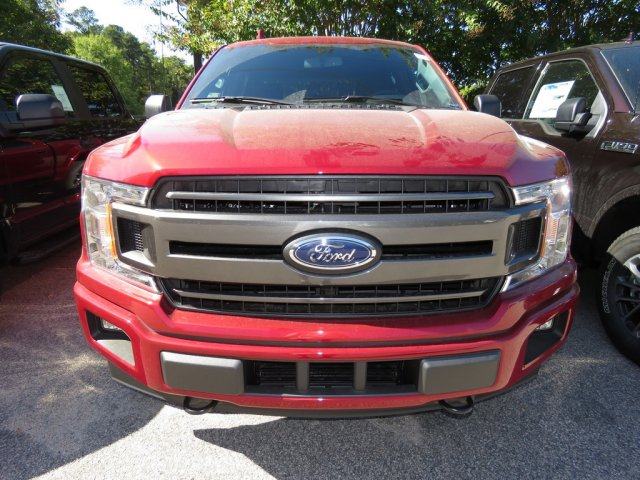 2018 F-150 Crew Cab 4x4 Pickup #T889106 - photo 4