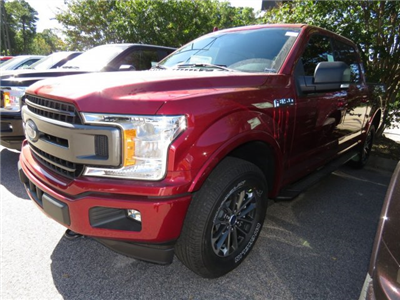 2018 F-150 Crew Cab 4x4 Pickup #T889106 - photo 1