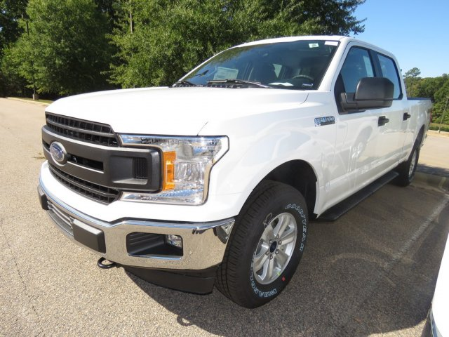 2018 F-150 Crew Cab 4x4, Pickup #T889115 - photo 3
