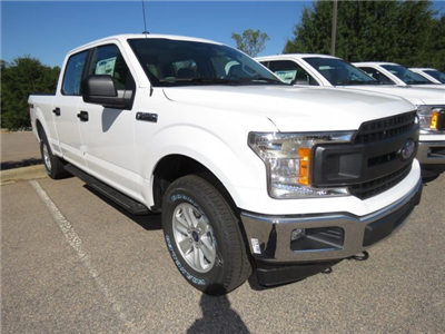 2018 F-150 SuperCrew Cab 4x4, Pickup #T889115 - photo 4