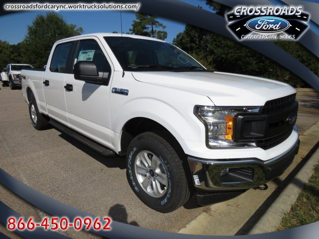 2018 F-150 SuperCrew Cab 4x4, Pickup #T889118 - photo 1