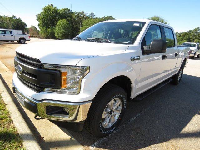 2018 F-150 SuperCrew Cab 4x4, Pickup #T889118 - photo 3