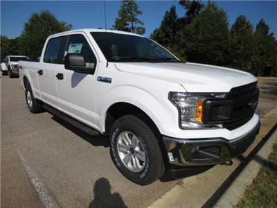 2018 F-150 SuperCrew Cab 4x4, Pickup #T889118 - photo 4