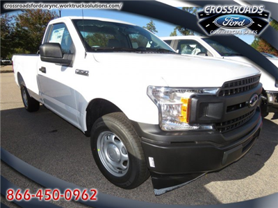 2018 F-150 Regular Cab, Pickup #T889126 - photo 1
