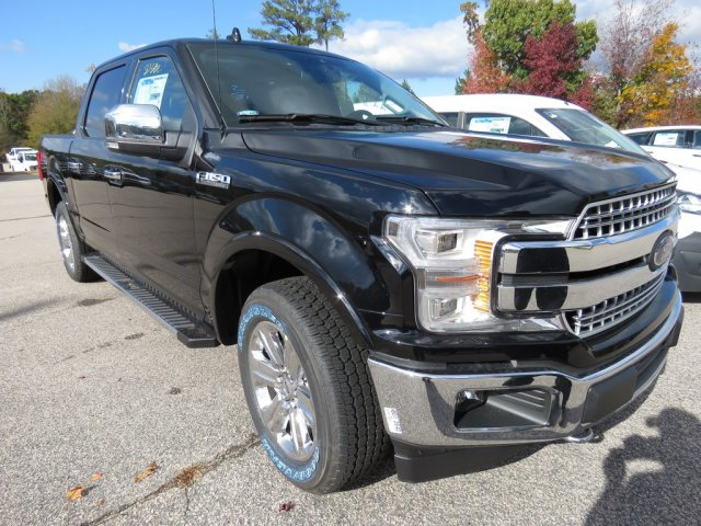 2018 F-150 SuperCrew Cab 4x4, Pickup #T889155 - photo 3