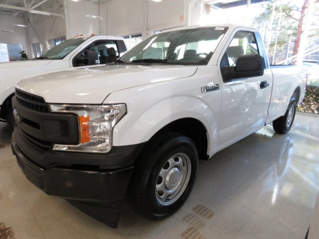 2018 F-150 Regular Cab, Pickup #T889163 - photo 3