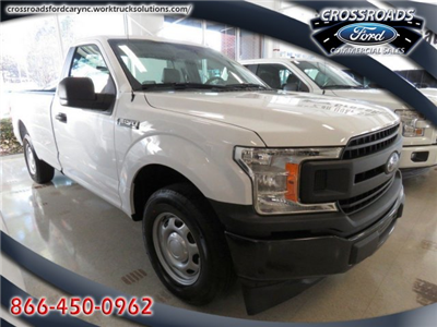 2018 F-150 Regular Cab, Pickup #T889163 - photo 1
