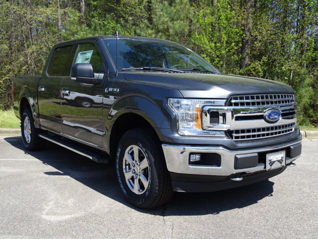 2018 F-150 SuperCrew Cab 4x4, Pickup #T889204 - photo 1