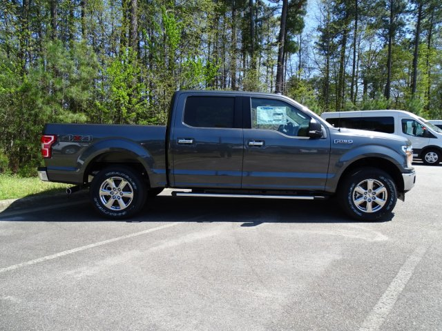 2018 F-150 SuperCrew Cab 4x4, Pickup #T889204 - photo 3