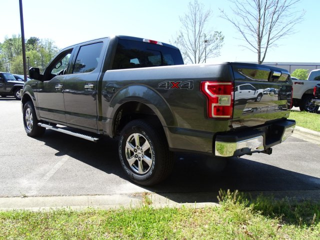 2018 F-150 SuperCrew Cab 4x4, Pickup #T889204 - photo 5