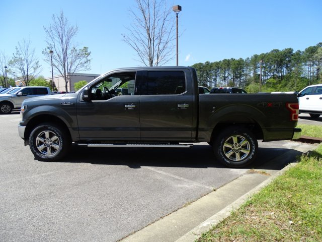2018 F-150 SuperCrew Cab 4x4, Pickup #T889204 - photo 6