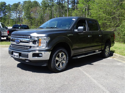 2018 F-150 SuperCrew Cab 4x4, Pickup #T889204 - photo 7