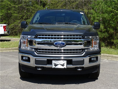 2018 F-150 SuperCrew Cab 4x4, Pickup #T889204 - photo 8