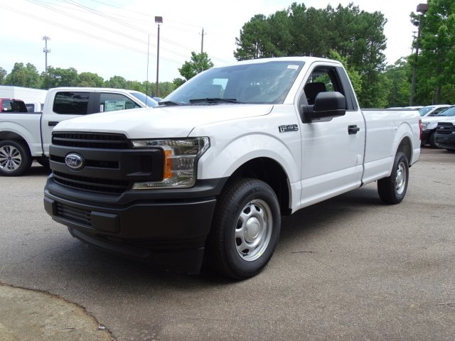 2018 F-150 Regular Cab 4x2,  Pickup #T889218 - photo 3