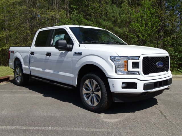 2018 F-150 SuperCrew Cab 4x4, Pickup #T889266 - photo 1