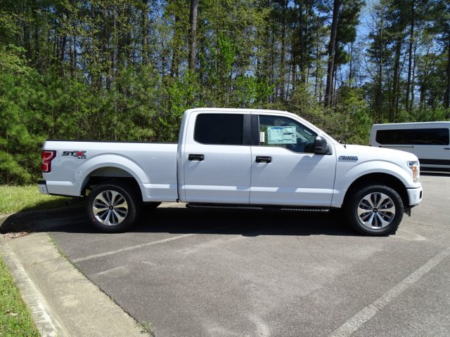 2018 F-150 SuperCrew Cab 4x4, Pickup #T889266 - photo 3