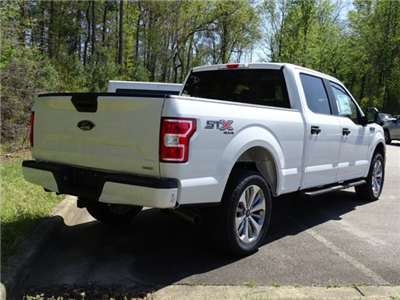 2018 F-150 SuperCrew Cab 4x4, Pickup #T889266 - photo 2