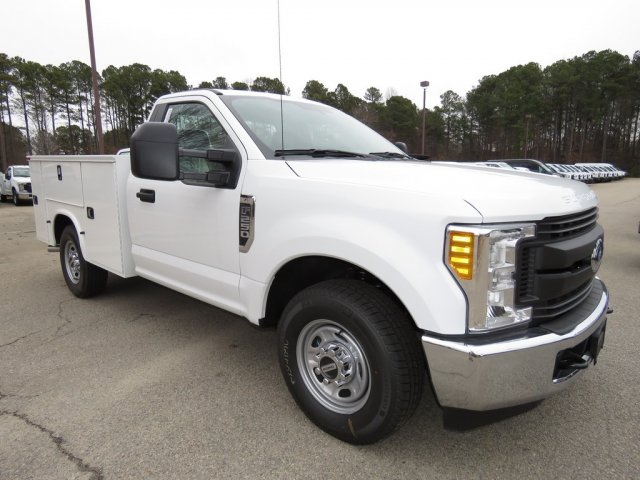 2017 F-250 Regular Cab, Knapheide Service Body #T889284 - photo 5