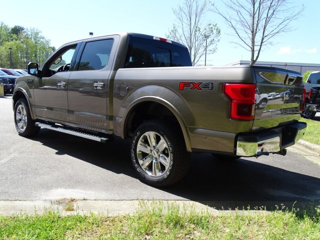 2018 F-150 SuperCrew Cab 4x4,  Pickup #T889289 - photo 2