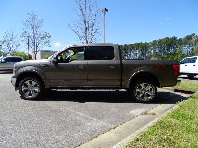2018 F-150 SuperCrew Cab 4x4,  Pickup #T889289 - photo 7