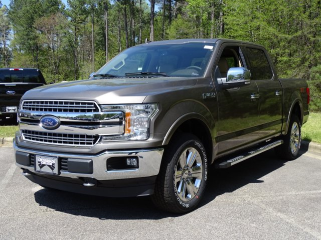2018 F-150 SuperCrew Cab 4x4,  Pickup #T889289 - photo 1