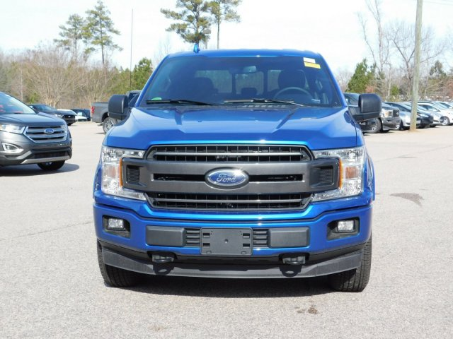 2018 F-150 SuperCrew Cab 4x4,  Pickup #T889292 - photo 25