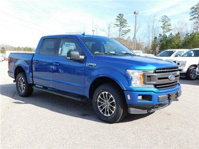 2018 F-150 SuperCrew Cab 4x4,  Pickup #T889292 - photo 3