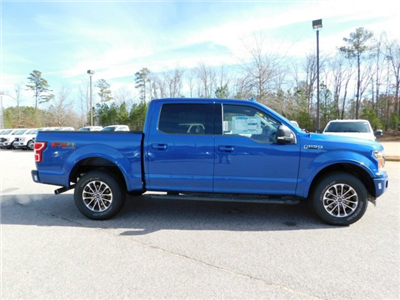 2018 F-150 SuperCrew Cab 4x4,  Pickup #T889292 - photo 4