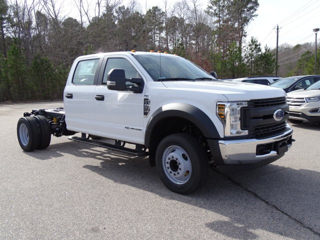 2018 F-450 Crew Cab DRW, Cab Chassis #T889336 - photo 1