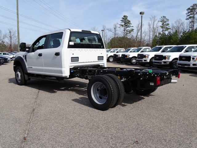2018 F-450 Crew Cab DRW, Cab Chassis #T889336 - photo 5