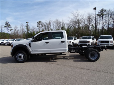 2018 F-450 Crew Cab DRW, Cab Chassis #T889336 - photo 6