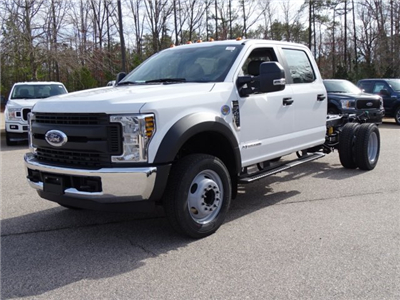 2018 F-450 Crew Cab DRW, Cab Chassis #T889336 - photo 7