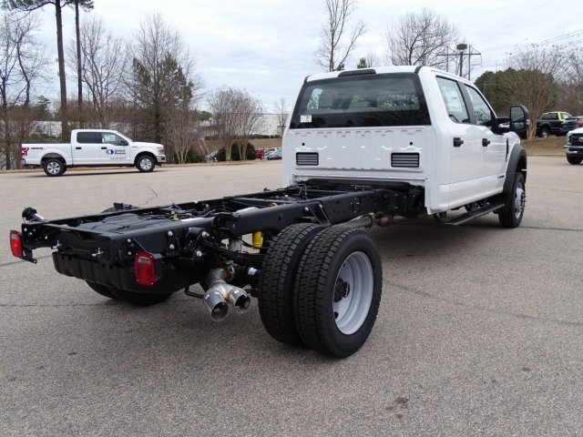 2018 F-450 Crew Cab DRW, PJ's Truck Bodies & Equipment Stake Bed #T889342 - photo 2