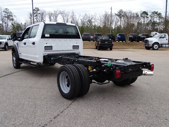 2018 F-450 Crew Cab DRW, PJ's Truck Bodies & Equipment Stake Bed #T889342 - photo 4