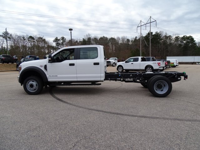 2018 F-450 Crew Cab DRW, PJ's Truck Bodies & Equipment Stake Bed #T889342 - photo 8
