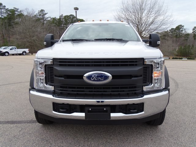 2018 F-450 Crew Cab DRW, PJ's Truck Bodies & Equipment Stake Bed #T889342 - photo 9