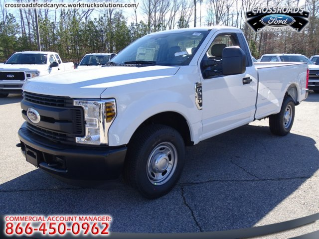 2018 F-350 Regular Cab 4x2,  Pickup #T889352 - photo 4