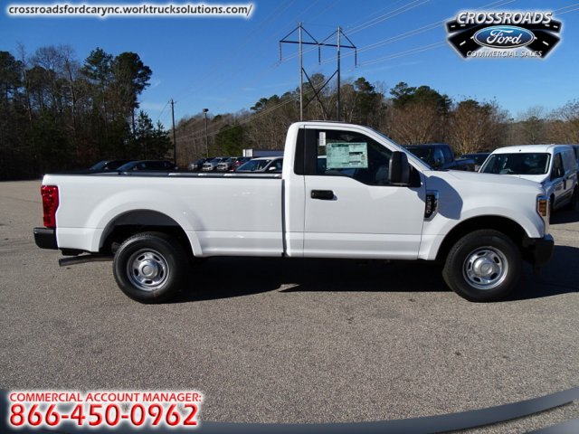 2018 F-350 Regular Cab 4x2,  Pickup #T889352 - photo 7