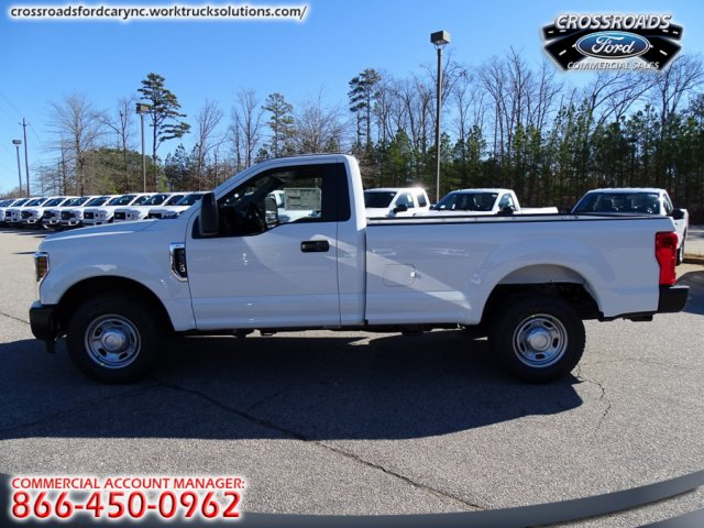 2018 F-350 Regular Cab 4x2,  Pickup #T889352 - photo 8