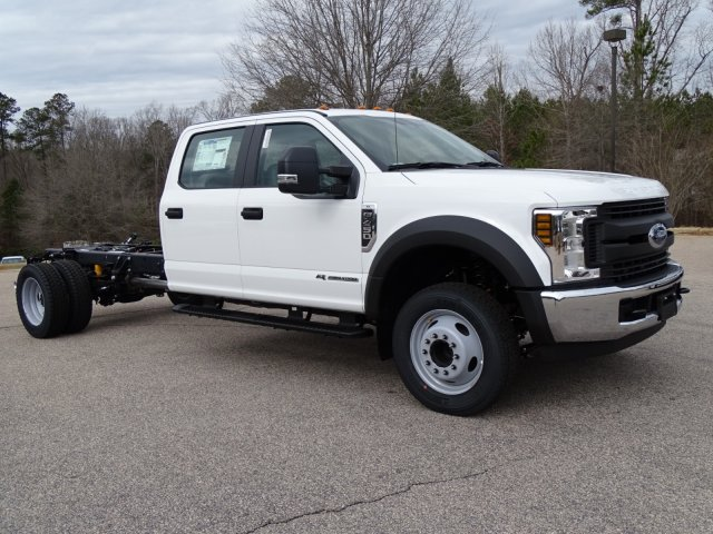 2018 F-450 Crew Cab DRW, PJ's Truck Bodies & Equipment Landscape Dump #T889358 - photo 5